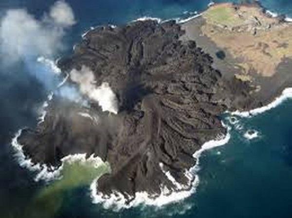 Bí ẩn hòn đảo lạ bỗng lớn nhanh như thổi sau 7 năm 'chào đời' 5