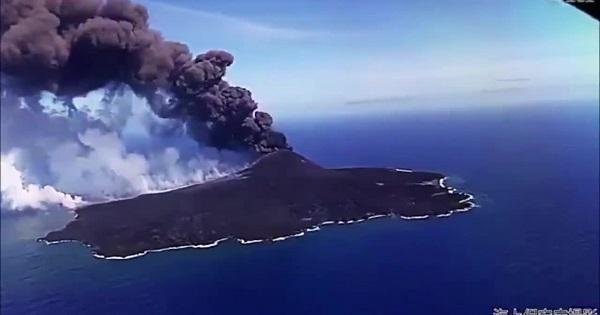 Bí ẩn hòn đảo lạ bỗng lớn nhanh như thổi sau 7 năm 'chào đời' 2