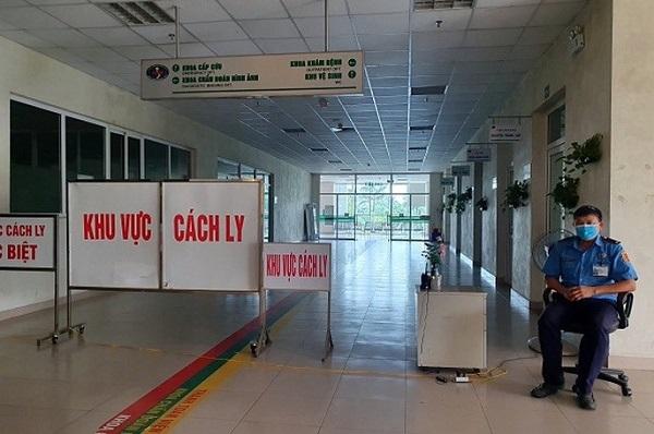 Sáng 20/8, Việt Nam ghi nhận thêm 1 ca mắc Covid-19 mới 87 tuổi ở Hà Nội  2