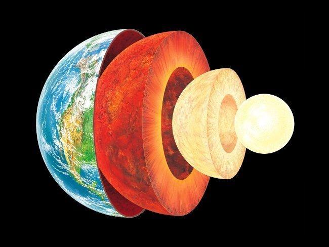 Phát hiện đột phá về 'lõi sâu địa ngục' quyết định sự tồn vong của Trái Đất 4