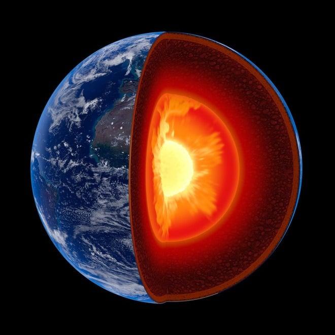 Phát hiện đột phá về 'lõi sâu địa ngục' quyết định sự tồn vong của Trái Đất 3