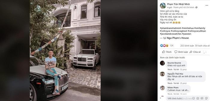 Minh Nhựa thở phào đón 'vợ hai' về nhà sau 1 năm 'mất ăn mất ngủ' 1