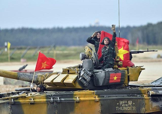 Đoàn Việt Nam vang danh đất bạn, vượt chỉ tiêu tại Army Games 2020 3