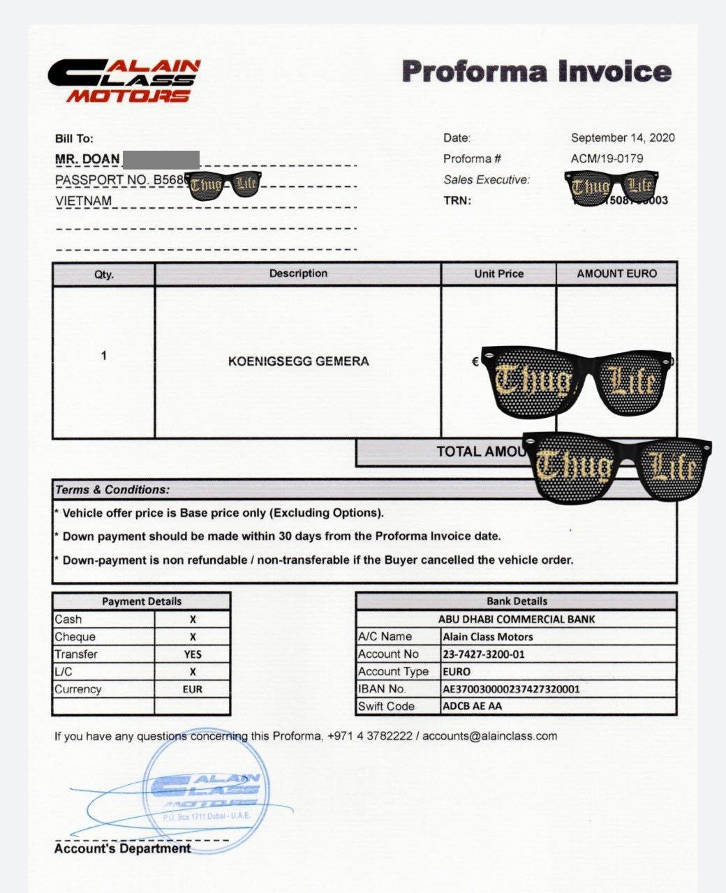 Tin xe ngày 17/9: Siêu xe trăm tỷ Koenigsegg Gemera tiếp tục gọi tên đại gia Việt 5
