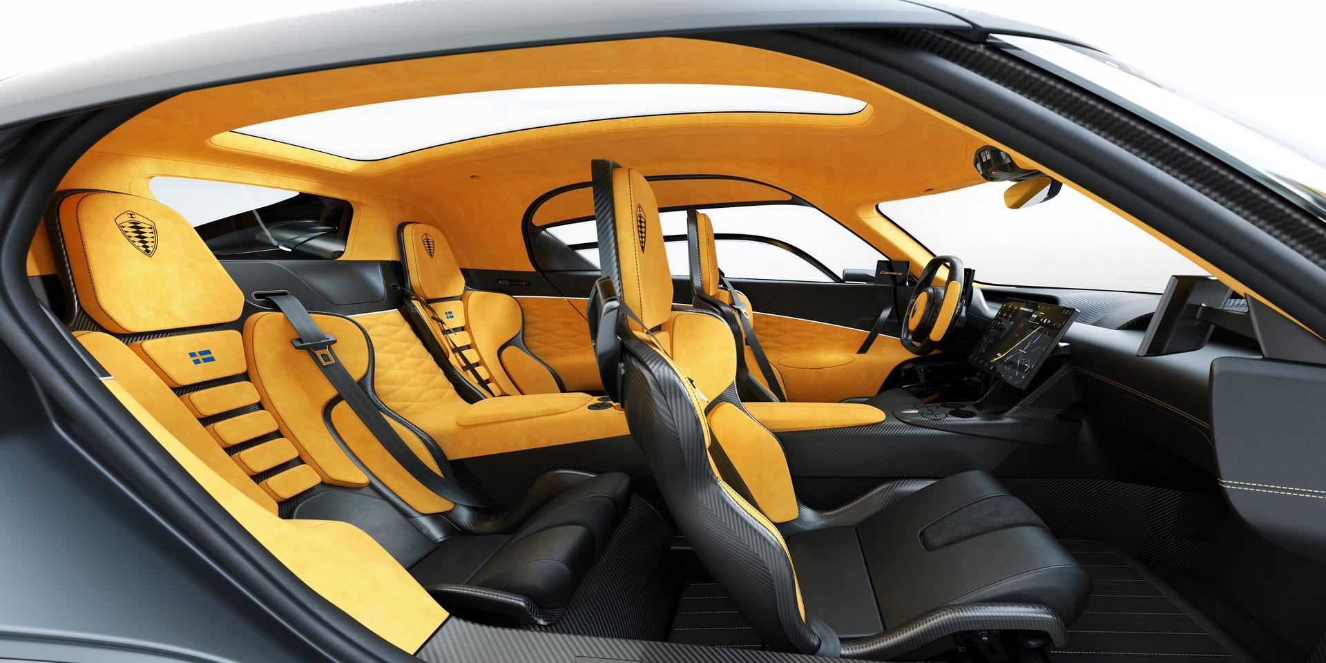 Tin xe ngày 17/9: Siêu xe trăm tỷ Koenigsegg Gemera tiếp tục gọi tên đại gia Việt 4