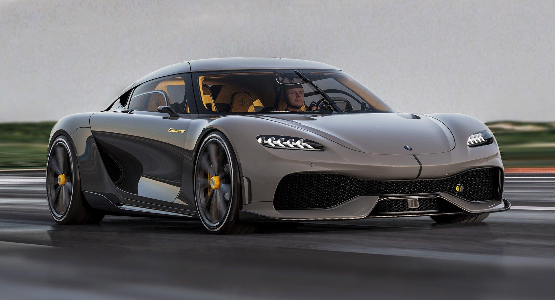 Tin xe ngày 17/9: Siêu xe trăm tỷ Koenigsegg Gemera tiếp tục gọi tên đại gia Việt 3