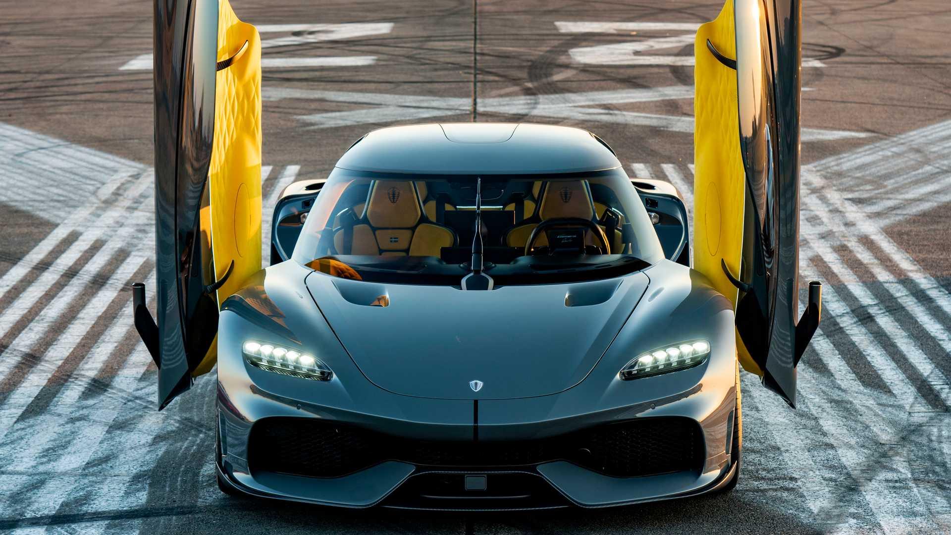 Tin xe ngày 17/9: Siêu xe trăm tỷ Koenigsegg Gemera tiếp tục gọi tên đại gia Việt 2
