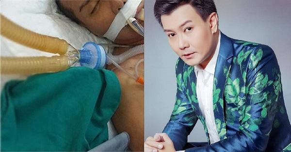 Ca sĩ Tuấn Phương nguy kịch vì mắc bệnh hiểm nghèo 4