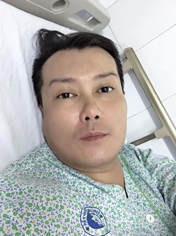 Ca sĩ Tuấn Phương nguy kịch vì mắc bệnh hiểm nghèo 2