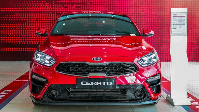 Bảng giá xe Kia Cerato mới nhất tháng 10/2020: Ưu đãi kép đầy hấp dẫn! 2