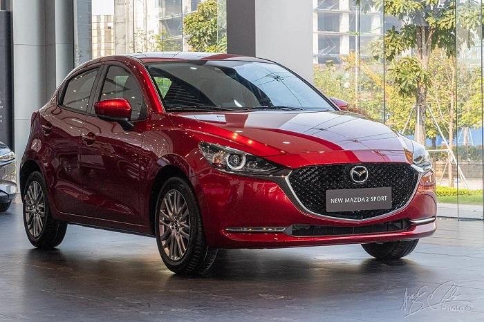 Bảng giá lăn bánh Mazda 2, ưu đãi mới nhất trong tháng 10/2020 1