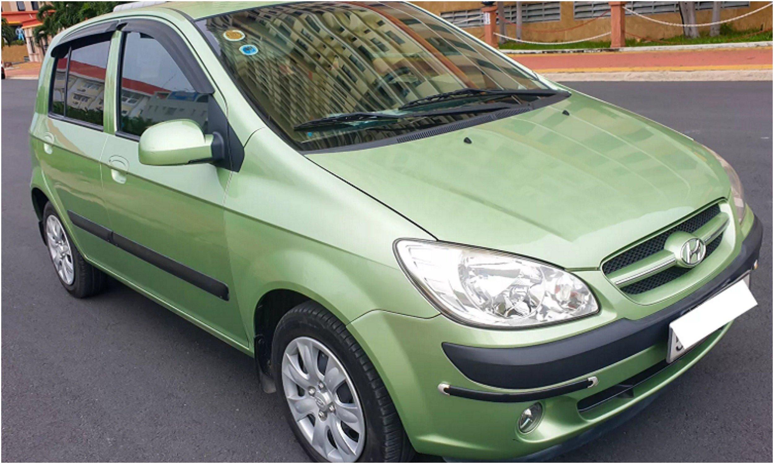 Hyundai 'đại náo' với mẫu xe hơn 100 triệu, quyết vượt Kia Morning  2
