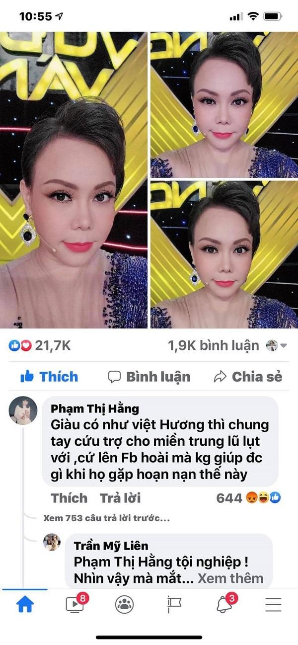 Đàm Vĩnh Hưng trách Hoài Linh, Phi Nhung quá hiền dù bị netizen xúc phạm thậm tệ 8