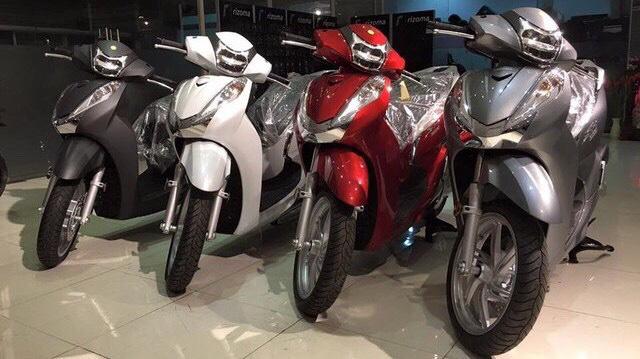 Honda SH nhập khẩu Ý phá giá 'đảo điên' chỉ bằng Honda Vision, 30 triệu đồng đã có xe về tay 2