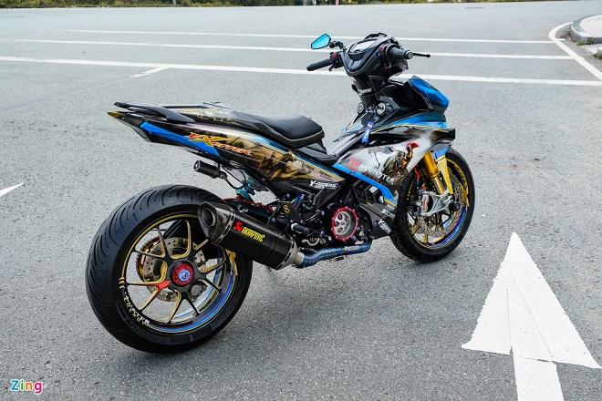 Yamaha Exciter 'đổi vận' trong phút chốc nhờ quyết định khiến Honda SH phải ngước nhìn 7