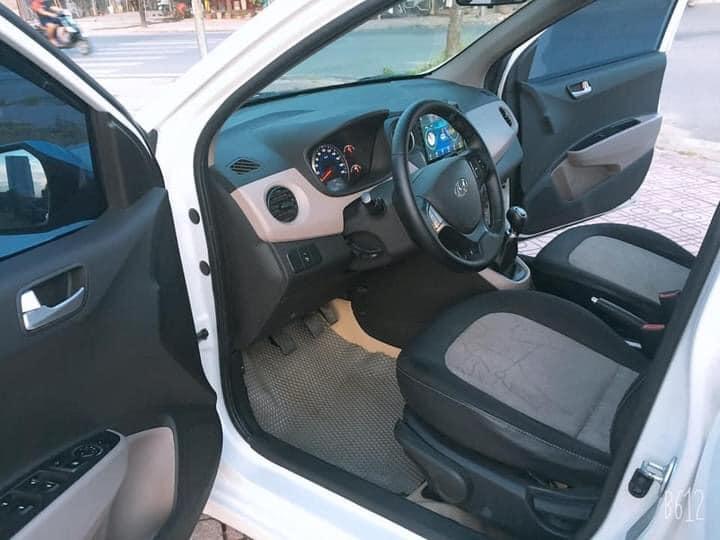 Hyundai Grand i10 giảm kịch kim cả trăm triệu, cơ hội mua xe rẻ hơn Kia Morning đã tới 2