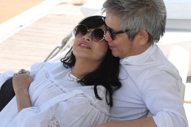 Diva Thanh Lam yêu cuồng nhiệt ở tuổi 51 2