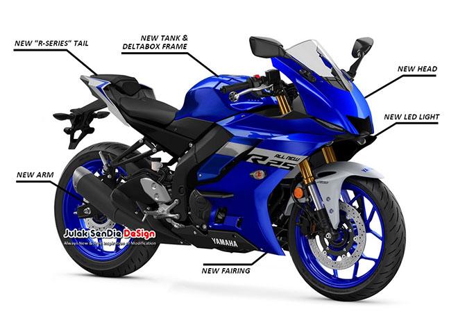Chưa ra mắt đối thủ Honda Winner X đã 'xưng vương xưng bá', cùng Yamaha Exciter 'cân' mọi đối thủ 3