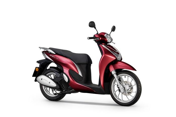 Thế hệ mới của Honda SH Mode chính thức được giới thiệu, bạo gan so kè cả Honda SH 4