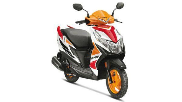 Honda giới thiệu xe ga rẻ như Honda Wave Alpha, ngoại hình tựa 'nữ hoàng doanh số' Honda Vision 1