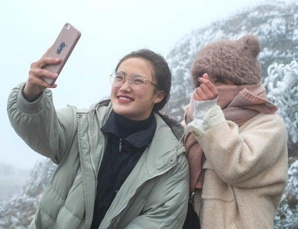 Các tỉnh miền núi phía Bắc chuẩn bị đón đợt mưa tuyết đầu tiên trong năm, nhiệt độ xuống thấp 1