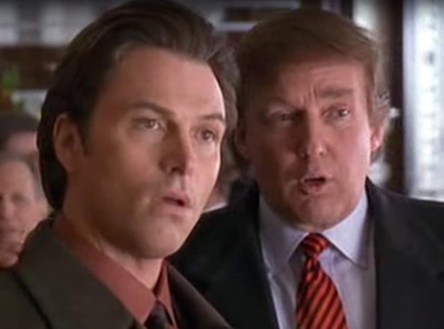 Sự nghiệp màn ảnh 'đồ sộ' của Donald Trump: Từng tham gia phim điện ảnh lẫn truyền hình, 3 lần ẵm giải Mâm xôi vàng 5