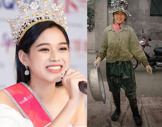 Hành động đáng chú ý đầu tiên của Đỗ Thị Hà sau khi đăng quang Hoa hậu Việt Nam 2020 4