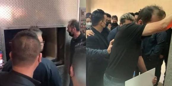 لحظه ای که وانگ کوانگ لانگ به سوزاندن جنازه فرستاده می شود: خانواده به هم می ریزد ، هان تای تو برای خداحافظی از دوستش اشک می ریزد 4