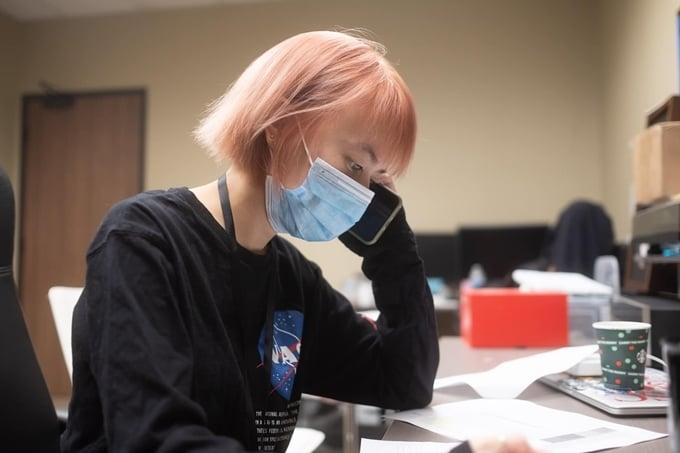 Xuan Ngi سلامتی فعلی خود را پس از گزارش عفونت Covid-19 2 نشان داد