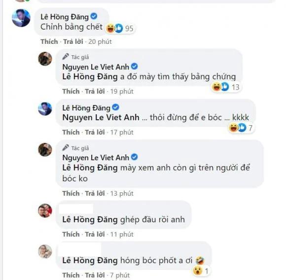 Vừa bắt tay nhau lập kế hoạch trong 'Hướng dương ngược nắng', Hồng Đăng đã quay ra 'phản' lại Việt Anh ở ngoài đời 2