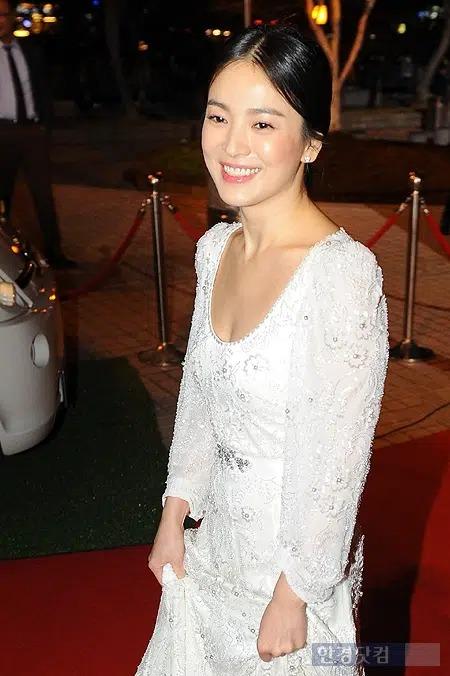 سونگ هی کیو قبل از ازدواج با سونگ جونگ کی 3 در آخرین
