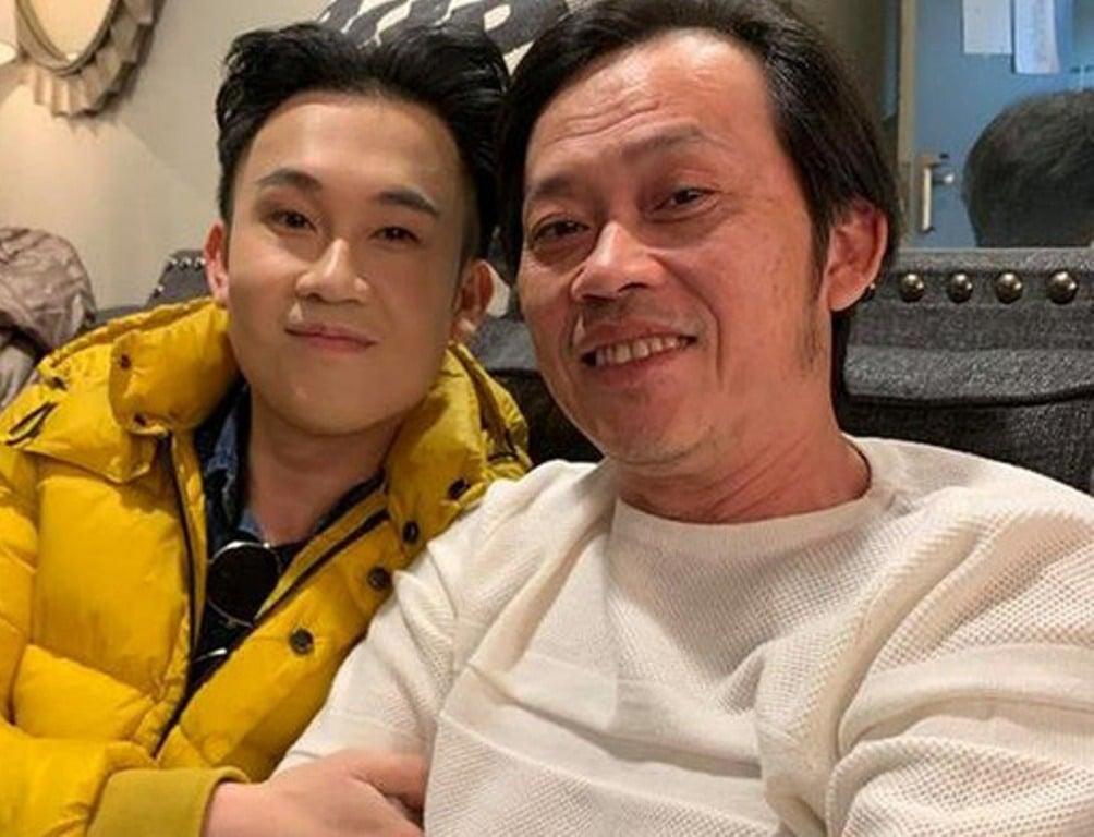 برادر Hoai Linh اقدام به موقع برای آرام کردن کمدین مرد در میان سر و صدای 14 میلیارد VND برای خیریه 1