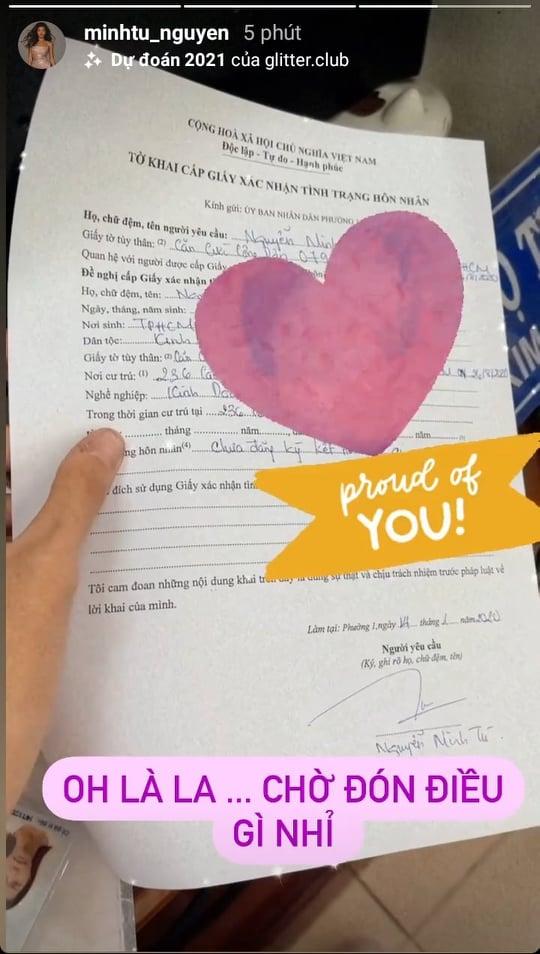 سوپرمدل مین تو فقط در یک جزئیات شواهدی از ازدواج را فاش کرد؟  2