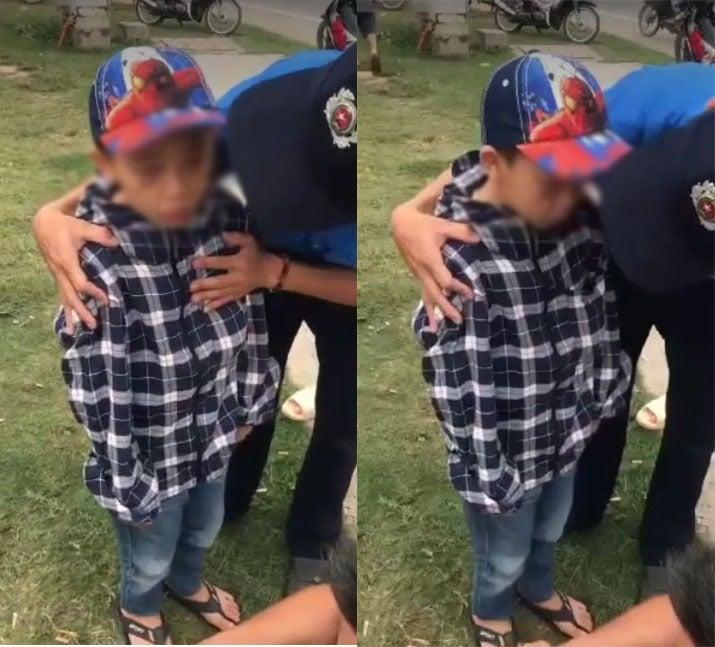 Cậu bé òa khóc 'xé lòng' khi tận mắt chứng kiến chị và mẹ 'không qua khỏi' vì tai nạn 2