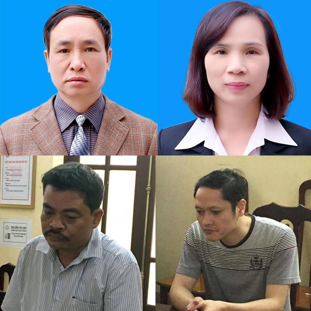 Gian lận thi cử Hà Giang: Hé lộ sốc về cuộc nói chuyện nhờ nâng điểm của nữ cán bộ công an 1