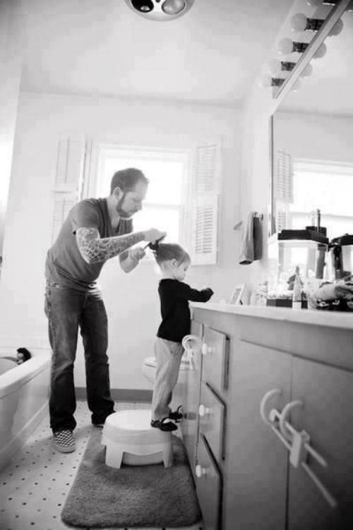 Xúc động trước bộ ảnh khiến mọi ông bố phải thốt lên: 'Có con gái là điều hạnh phúc nhất' 5