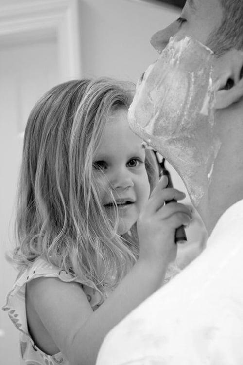 Xúc động trước bộ ảnh khiến mọi ông bố phải thốt lên: 'Có con gái là điều hạnh phúc nhất' 8