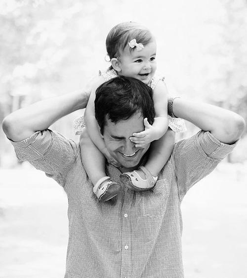 Xúc động trước bộ ảnh khiến mọi ông bố phải thốt lên: 'Có con gái là điều hạnh phúc nhất' 6