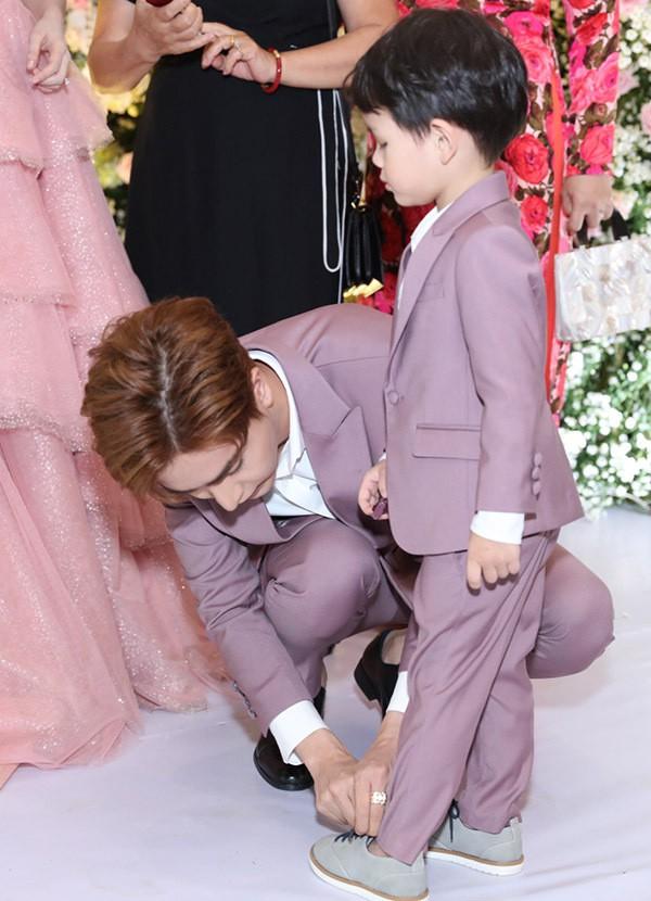 Chồng trẻ kém 10 tuổi đối xử với con riêng của Thu Thủy như thế nào? 2