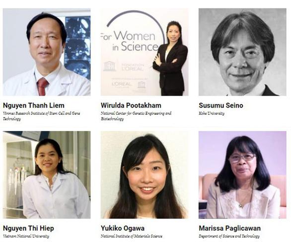 2 người Việt vừa lọt top 100 nhà khoa học hàng đầu châu Á 2019 là ai? 1