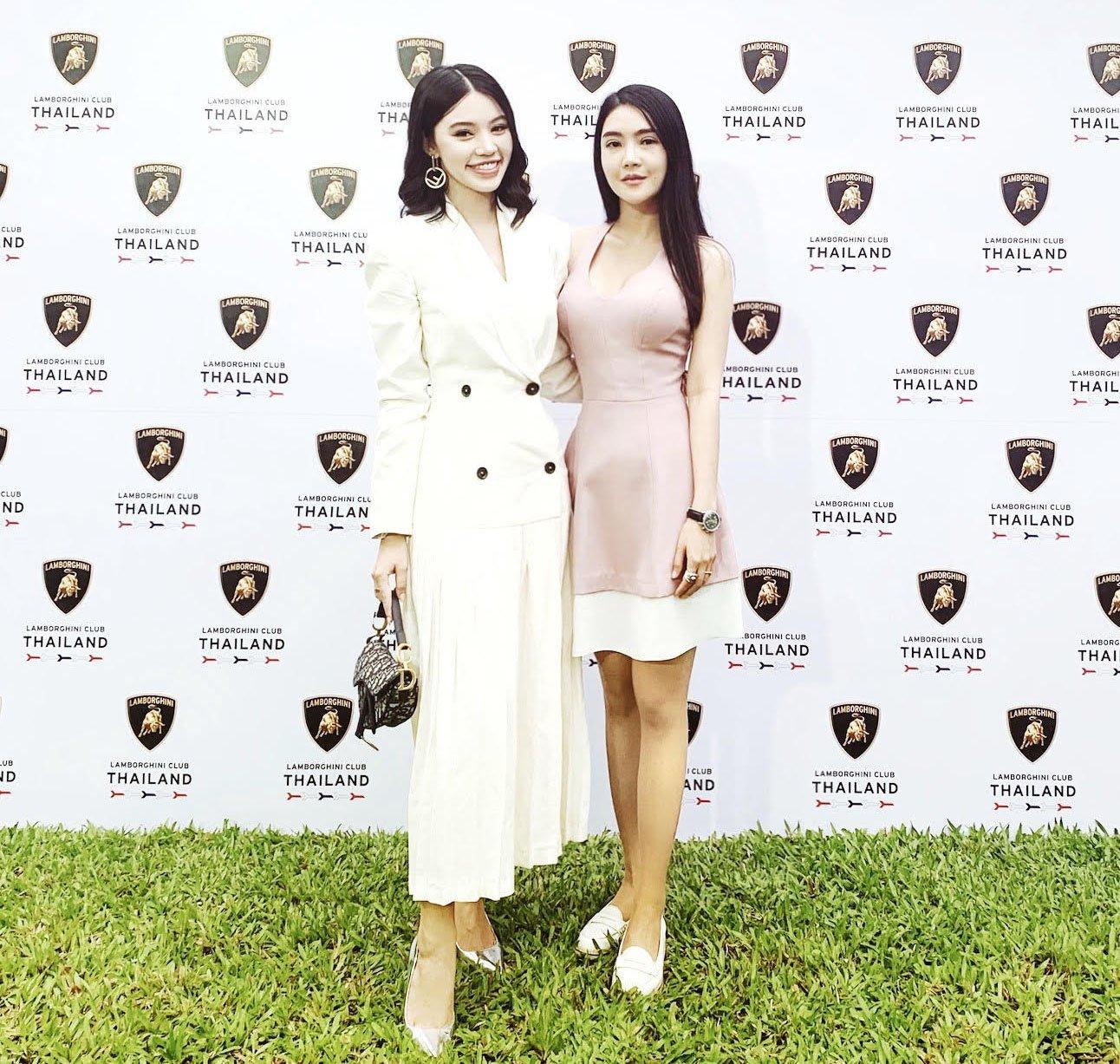 Mỹ nhân Việt duy nhất dự tiệc siêu xe của giới đại gia Thái Lan là ai? 3