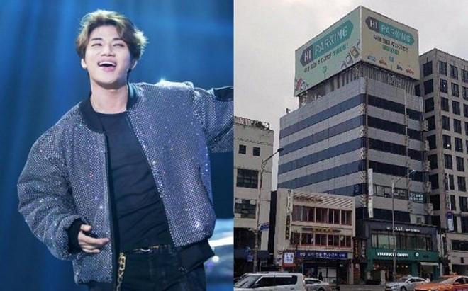 Dae Sung (Big Bang) bị tố sở hữu tòa nhà là ổ chứa mại dâm 1