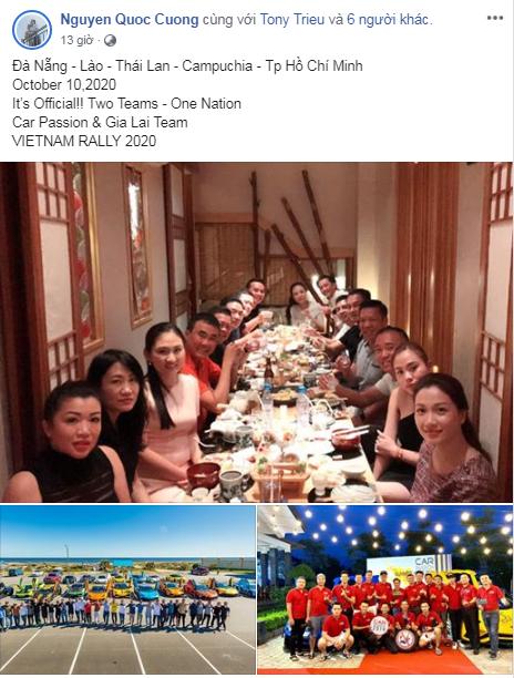 Cường Đô la đưa Đàm Thu Trang đi đâu sau đám cưới lãng mạn? 1