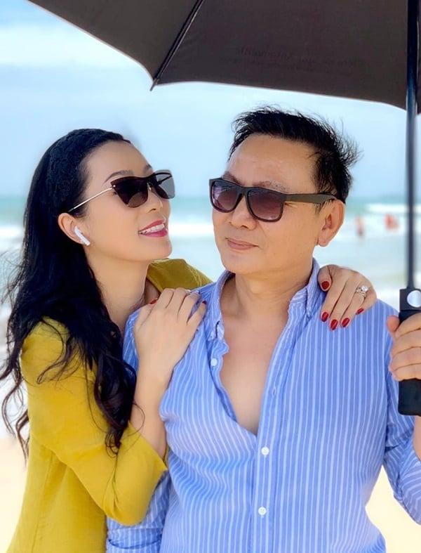 Tình cũ của MC Quyền Linh được chồng đại gia tặng hẳn biệt thự triệu đô 2