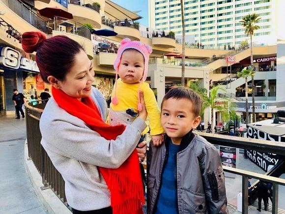 Thanh Thảo hé lộ cuộc sống hiện tại của con trai Ngô Kiến Huy tại Mỹ 1