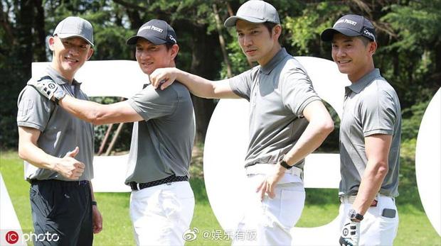 Nam thần U50 Chung Hán Lương xuất hiện với nhan sắc thách thức tuổi tác 1