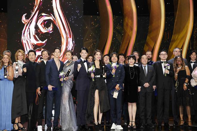 Trương Ngọc Ánh vinh dự nhận giải thưởng cao quý tại Hàn Quốc 3