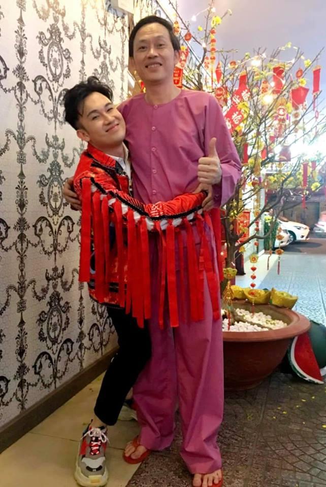 Danh hài Hoài Linh hành động ý nghĩa ủng hộ Dương Triệu Vũ sau thời gian ở ẩn 3