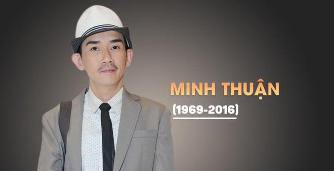Cẩm Ly khóc nghẹn khi nhắc về cố nghệ sĩ Minh Thuận sau 3 năm ngày mất 3