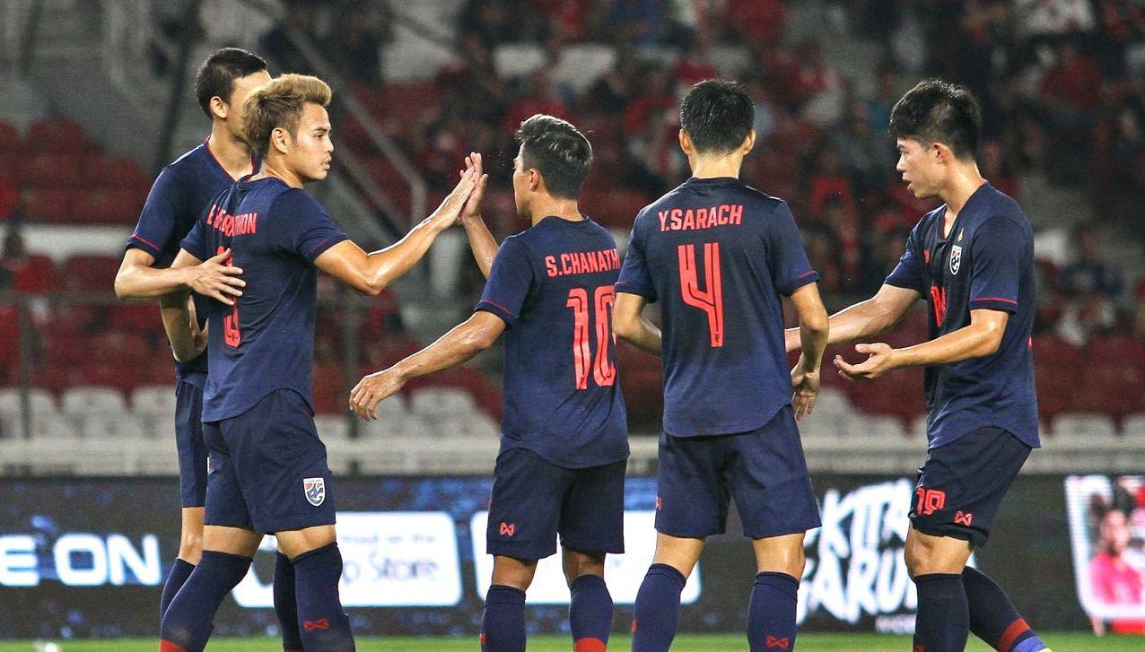Thái Lan leo lên đầu bảng, đẩy Việt Nam vào thế khó tại vòng loại World Cup 2022 1